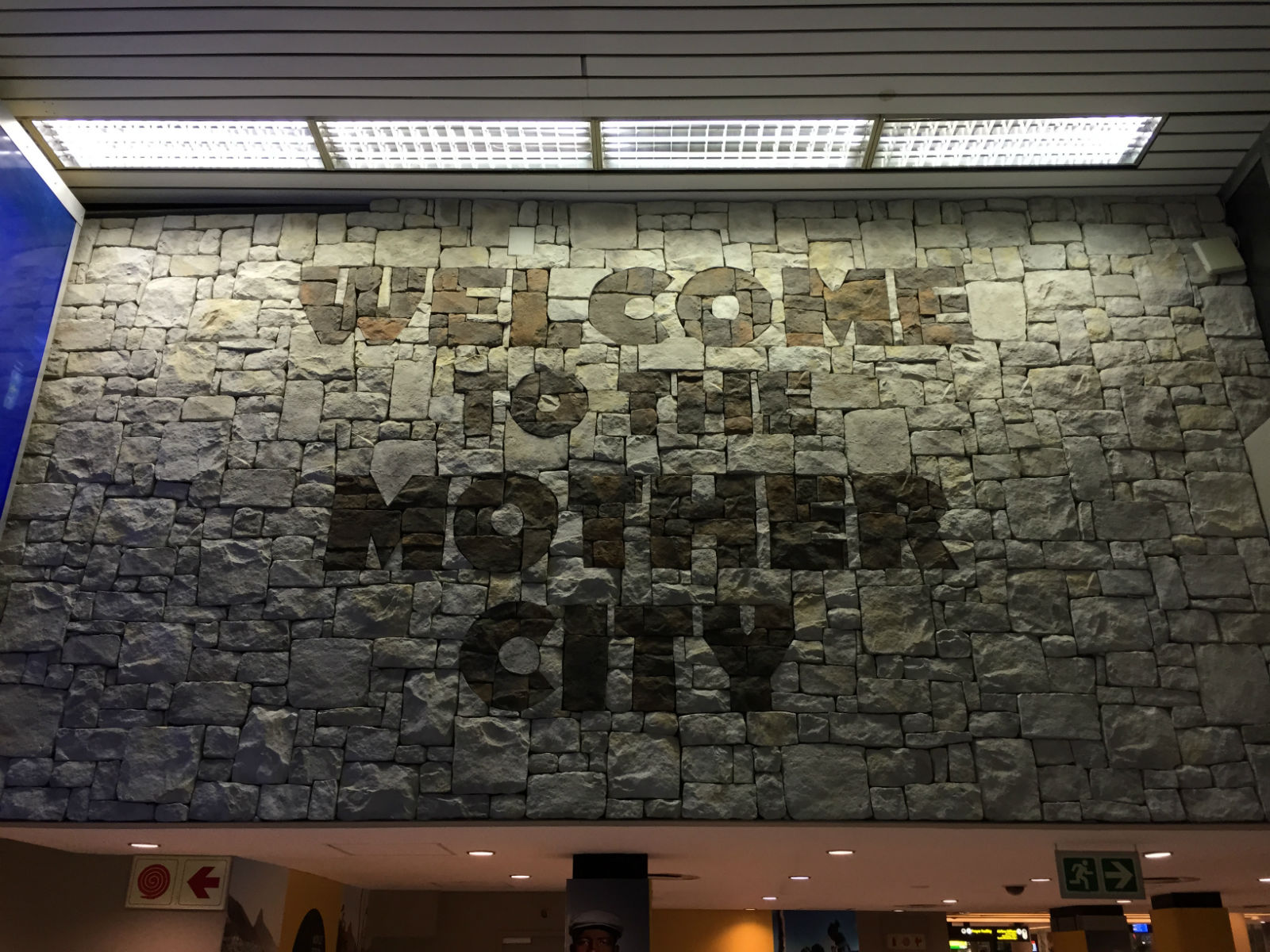 Welcome to the Mother City