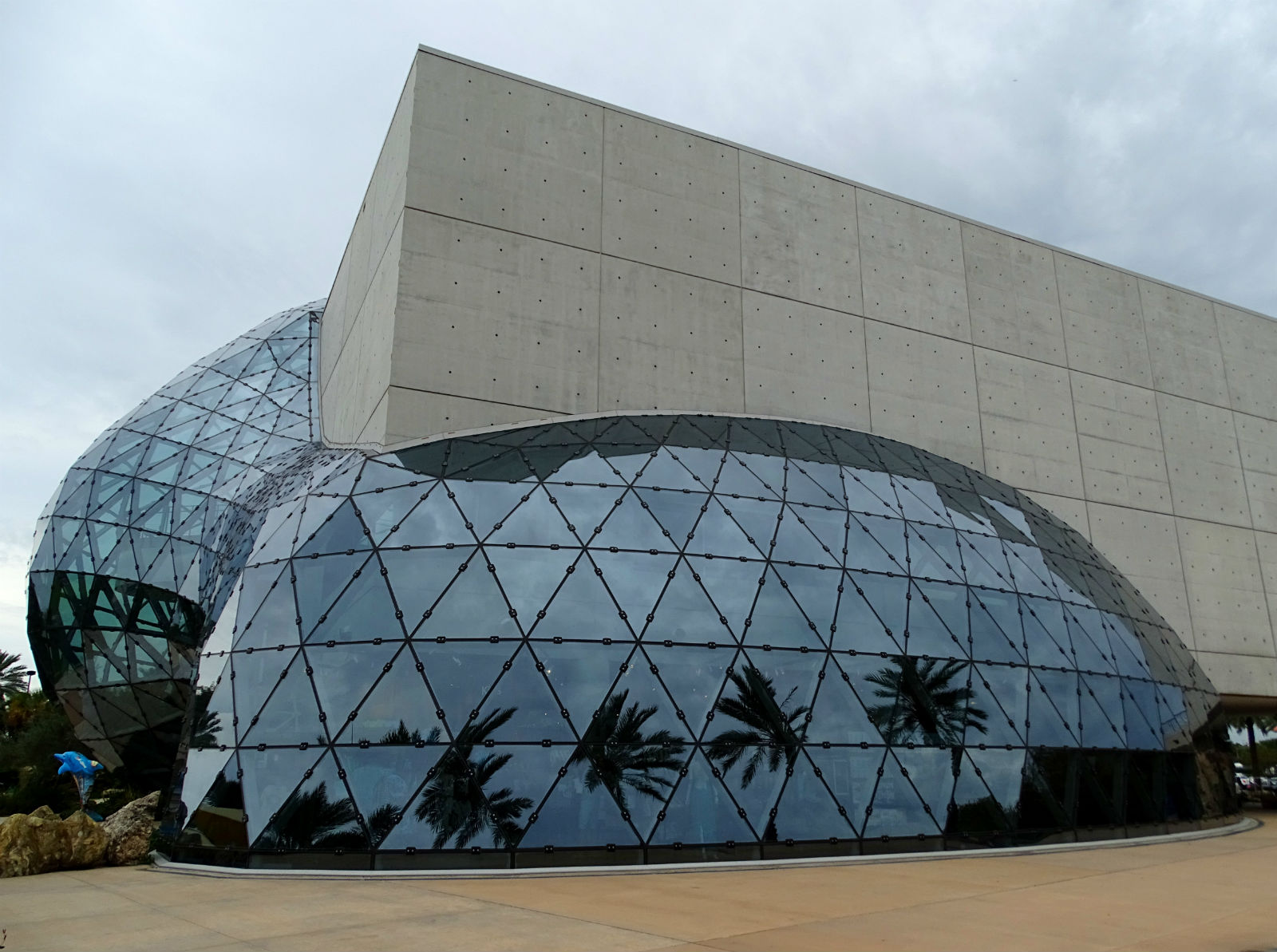Dalí Museum in St. Petersburg, Florida