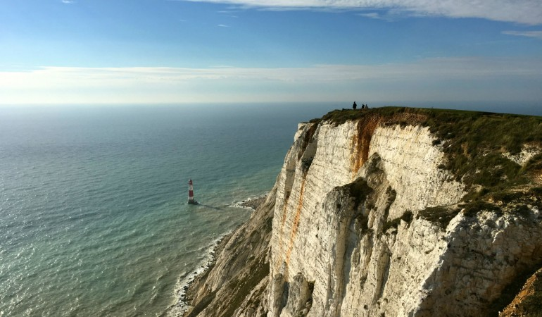 Roadtrip Südengland – Eastbourne, Beachy Head und Seven Sisters
