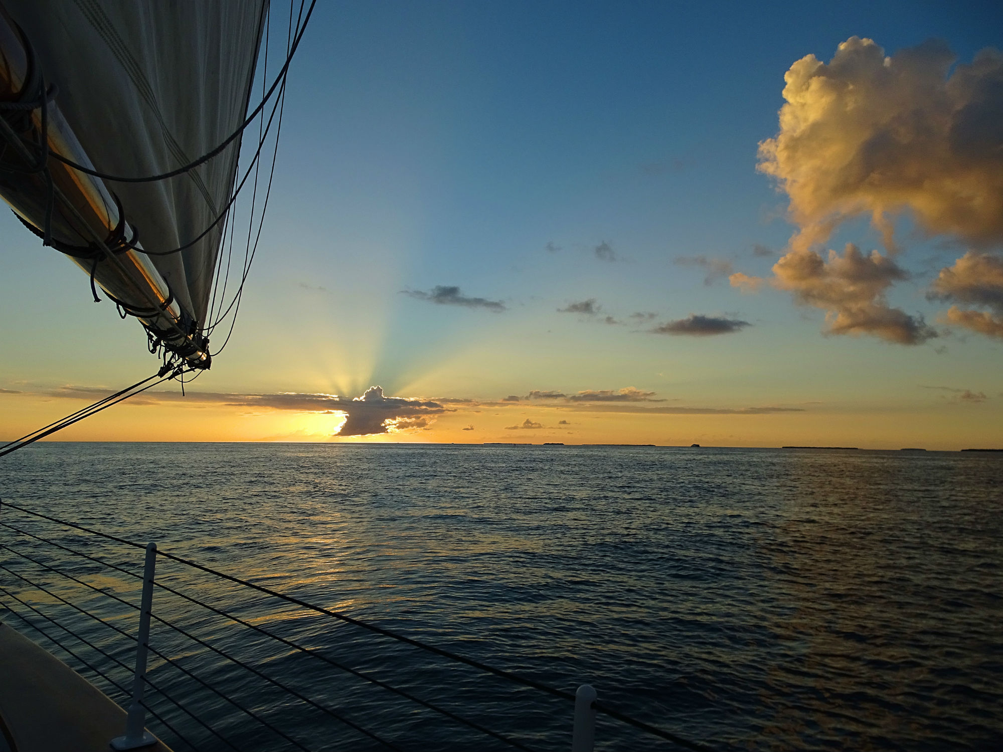 Sunset Sail, Key West