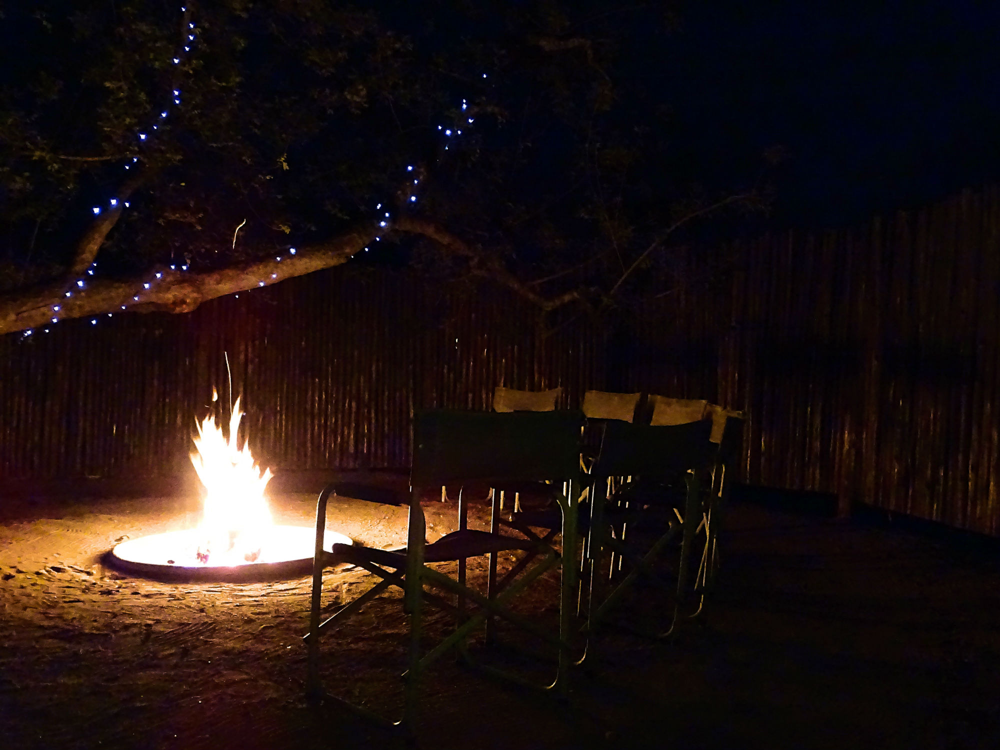Lagerfeuer Africa on Foot