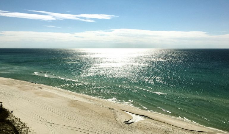 Florida, USA – Der Nordwesten mit Panama City Beach und Seaside