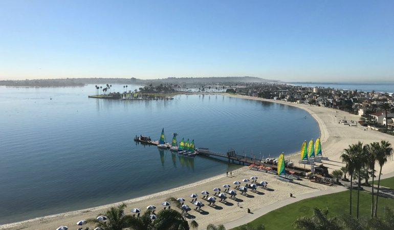 Catamaran Resort Hotel & Spa, San Diego – Traumlage an der Mission Bay