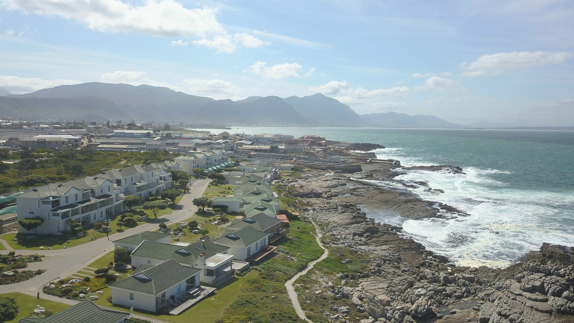 Whale Rock Estate, Hermanus