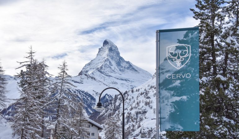 Zermatt – Einzigartiger Winterurlaub in der OVERLOOK Lodge by CERVO
